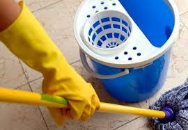 rengøring a